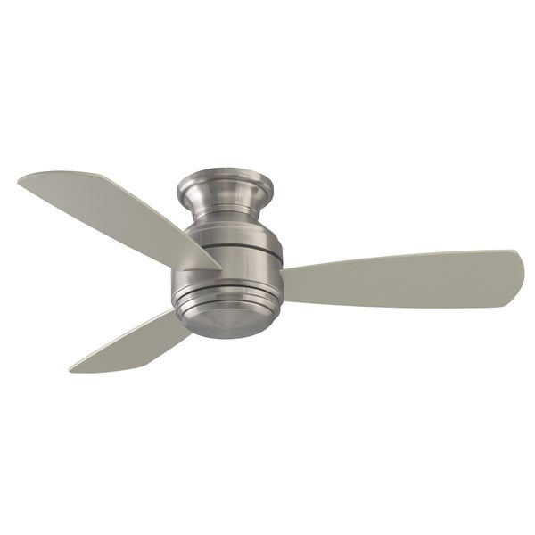 Fanimation Studio Collection Level 44-inch Snugger Fan with LED Light Kit