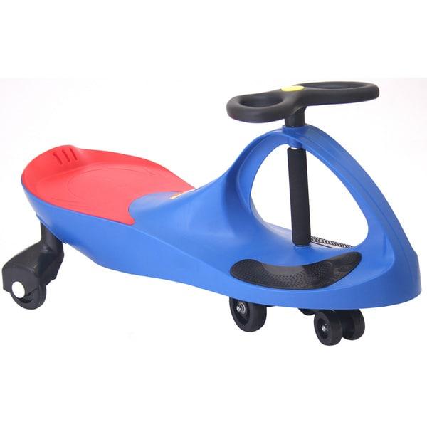 Blue PlasmaCar