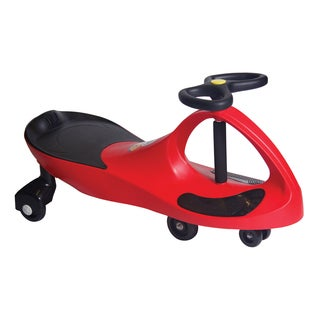 Plasmart Red/Black PlasmaCar Ride-on