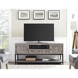 Ameriwood Home Barrett 70-inch Mutlipurpose Sonoma Oak TV/ Media Console
