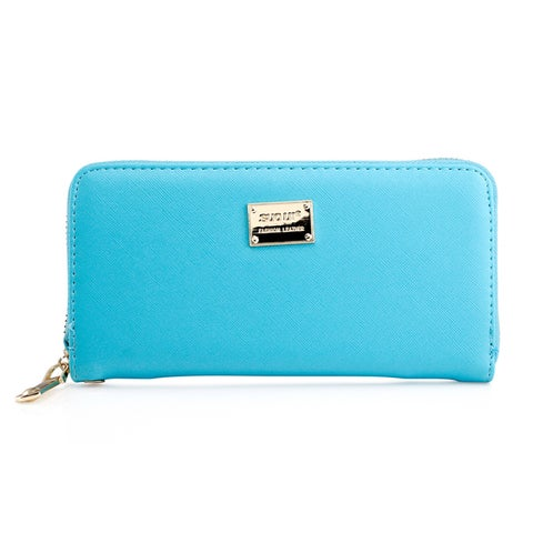 Gearonic Faishion Full Zipper Women Wallet