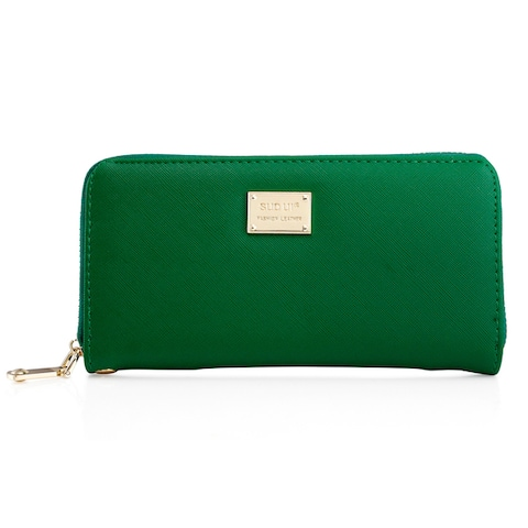 db71b6c2fd6a Buy Green Women's Wallets Online at Overstock | Our Best Wallets Deals