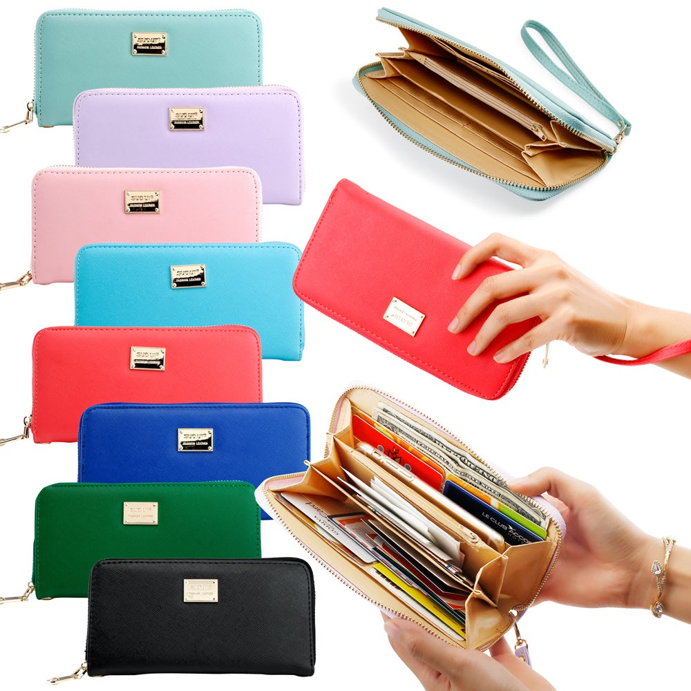 3a89eee5be Buy Women s Wallets Online at Overstock