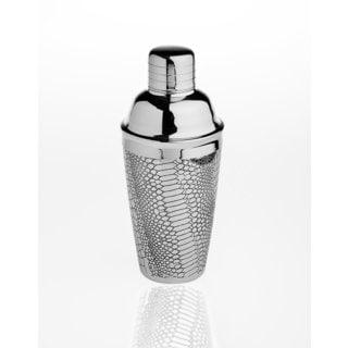 Godinger Crocodile-design Cocktail Shaker