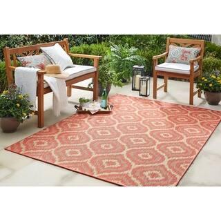 Mohawk Home Oasis Morro Indoor Outdoor Area Rug 5 3 X 7