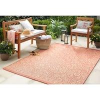 Mohawk Home Oasis Nauset Indoor/Outdoor Area Rug (5'3 x 7'6) - 5'3  x  7'6