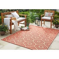 Mohawk Home Oasis Morro Indoor/Outdoor Area Rug (8' x 10') - 8' x 10'