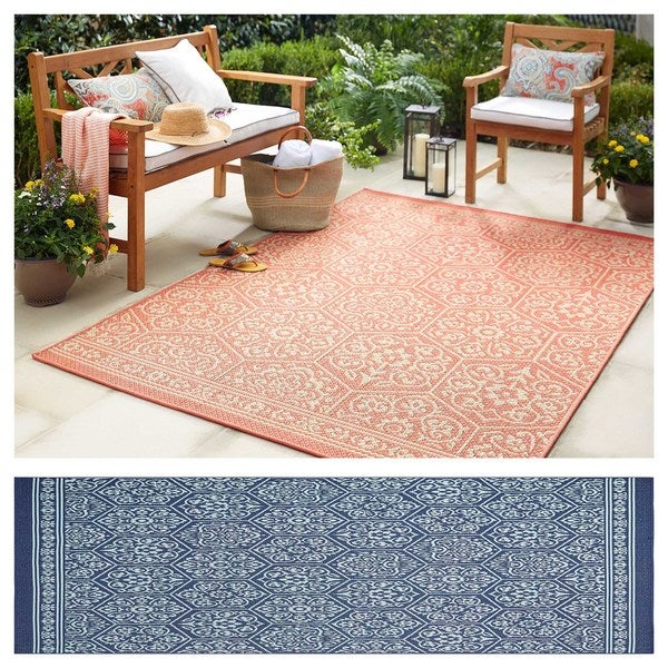 Mohawk Home Oasis Nauset Indoor Outdoor Area Rug 8 x 10