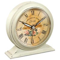 Infinity Instruments Boutique Alarm Tabletop Clock