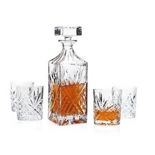 Dublin 5 Piece Whiskey Set