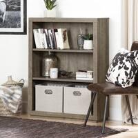 South Shore Furniture Kanji 3-shelf Bookcase