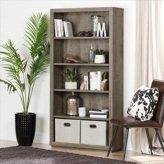 South Shore Furniture Kanji 5-shelf Bookcase