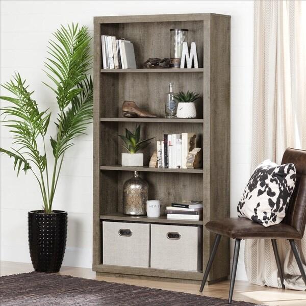 South Shore Furniture Kanji 5-shelf Bookcase
