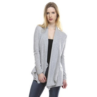 Stacey Flare Grey Cardigan