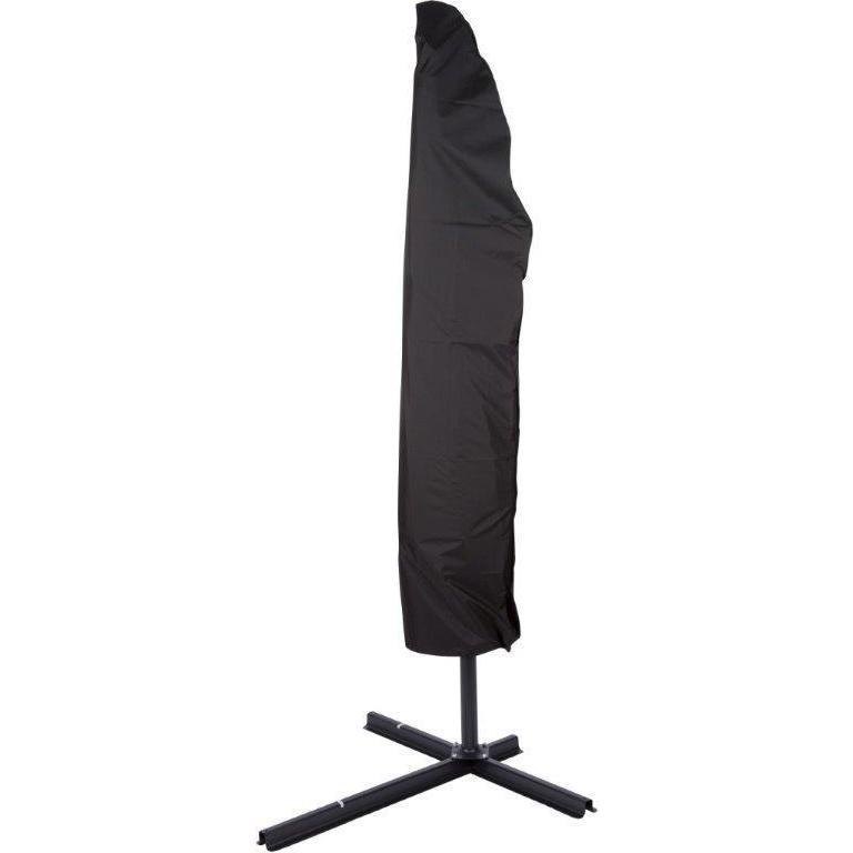 Trademark Innovations Offset Umbrella Cover for 10-foot O...