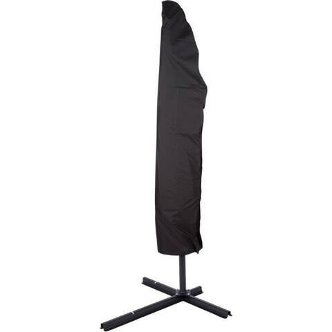Trademark Innovations Offset Umbrella Cover for 10-foot Offset Patio Umbrella