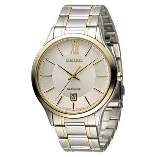 Seiko Neo Classic SGEH54P1 Men's White Dial Watch