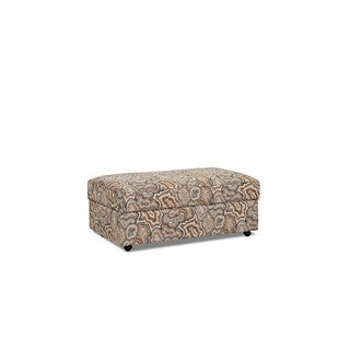 Made to Order Stella Storage Ottoman