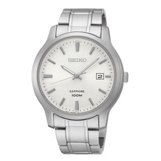 Seiko Neo Classic SGEH39P1 Men's White Dial Watch