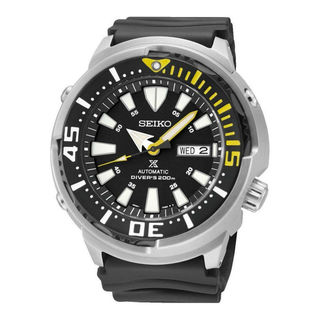 Seiko Prospex SRP639K1 Men's Black Dial Watch