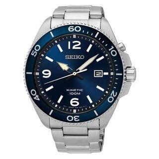 Seiko Kinetic SKA745P1 Men's Blue Dial Watch
