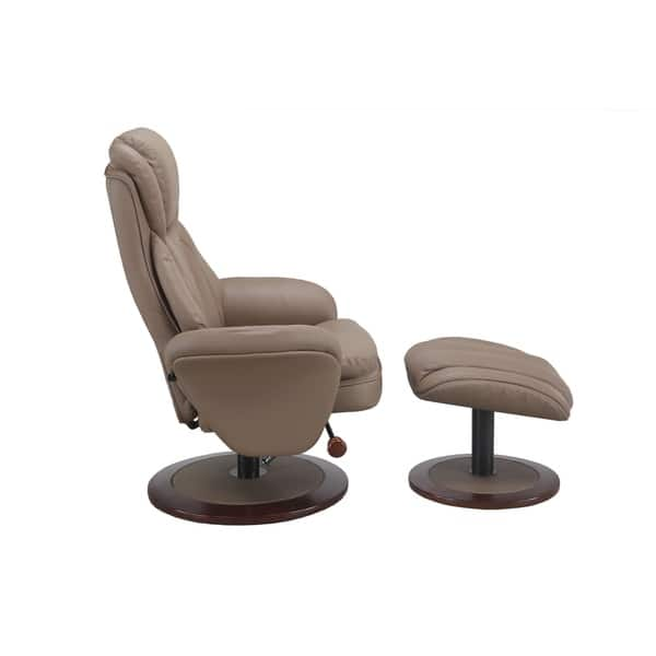 Fine Shop Comfort Chair Collection Sand Tan Leather Swivel Ibusinesslaw Wood Chair Design Ideas Ibusinesslaworg