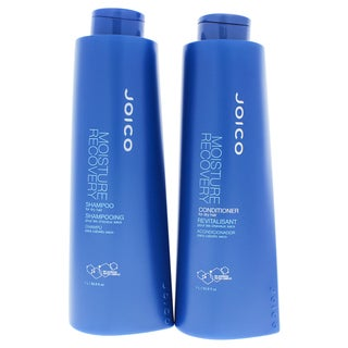 Joico Moisture 33.8-ounce Recovery Shampoo and Conditioner Duo for Dry Hair