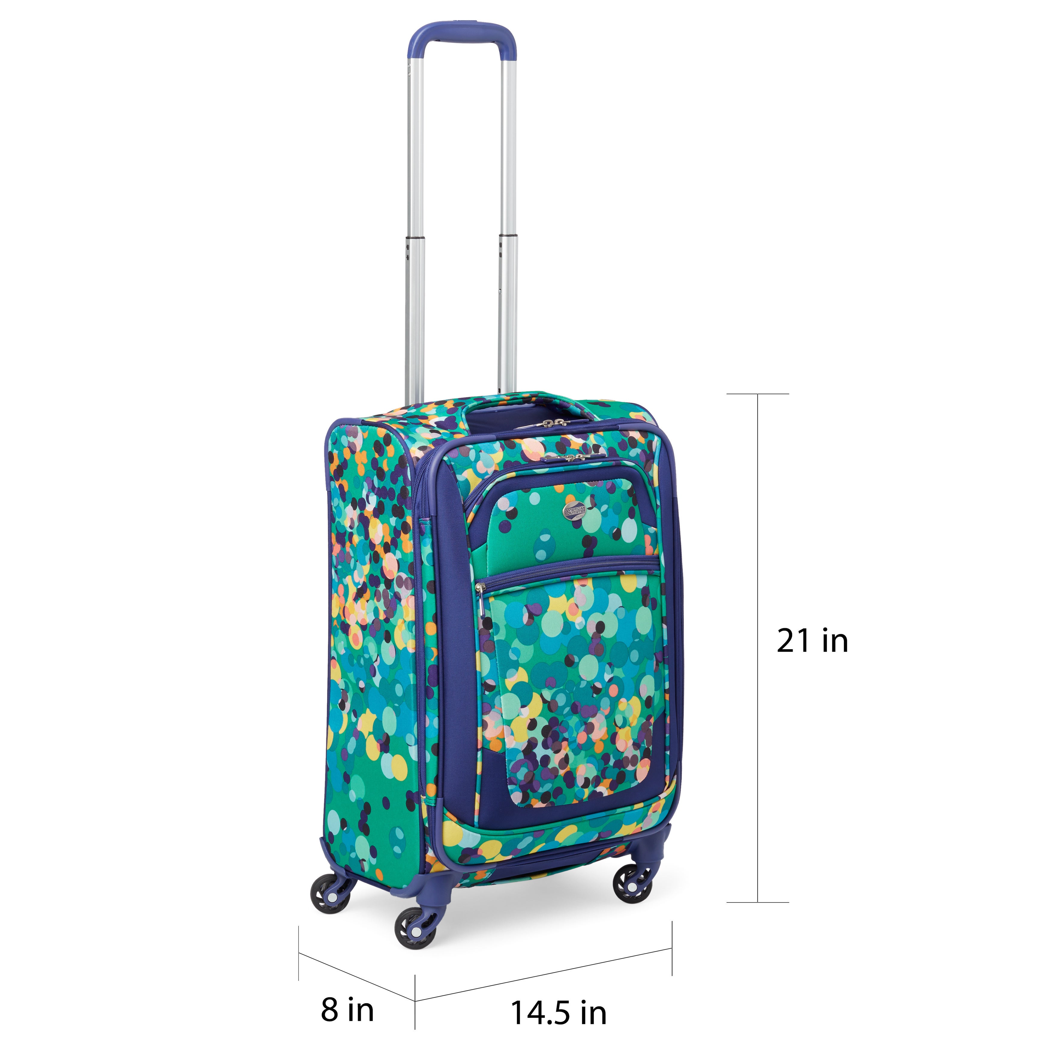One Size Purple American Tourister Ilite Xtreme Spinner 29
