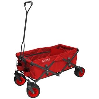 Fold Wagon All Terrain Red