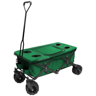 Fold Wagon All Terrain Table Green