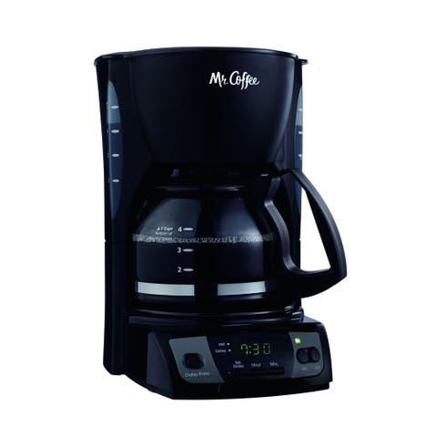 Mr. Coffee 5-cup Programmable Coffee Maker