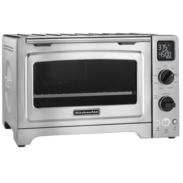 Shop Kitchenaid Kco273ss Stainless Steel 12 Inch Digital