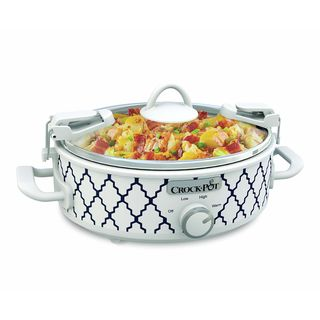 Crock-Pot 2.5 Quart Mini Casserole Slow Cooker