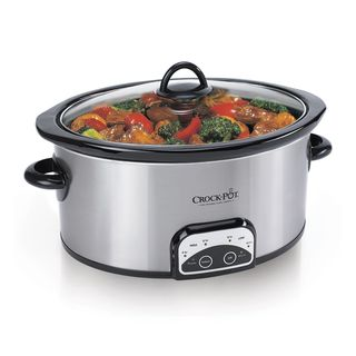 Crock-Pot 4-Quart Digital Slow Cooker