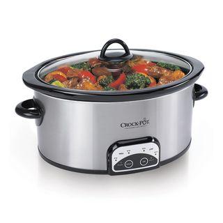 Crock-Pot 4-Quart Digital Slow Cooker