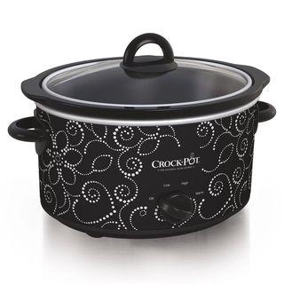 Crock-Pot 4 Quart Manual Slow Cooker