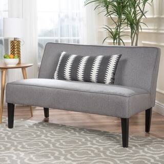 Dejon Fabric Loveseat By Christopher Knight Home 3 Options Available