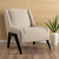 Ziggy Fabric Occasional Chair by Christopher Knight Home