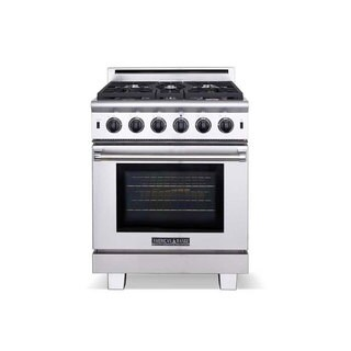 American Range 30 inches Cuisine Series 5 Burner Stainless Steel Gas Range https://ak1.ostkcdn.com/images/products/13931309/P20563481.jpg?_ostk_perf_=percv&impolicy=medium