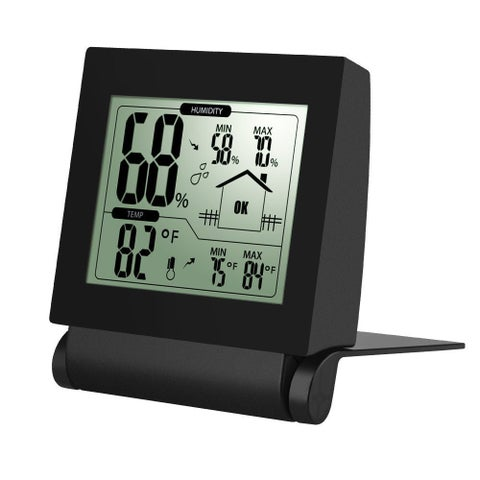 Digital Wireless Indoor Hygrometer Thermometer