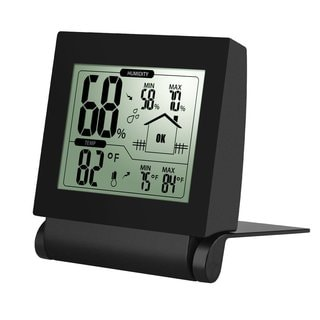 Digital Wireless Indoor Hygrometer Thermometer