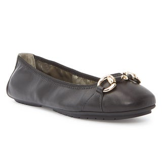 Me Too Women's Legend2.0 Nappa Leather Padded Flats