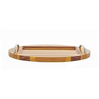 Christ Craft Oval Sushi Tray