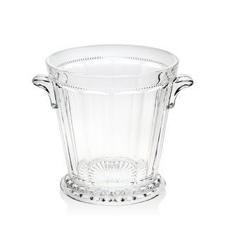 Godinger Hamilton House Clear Crystal Ice Bucket