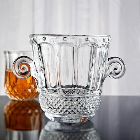 Godinger Medea Crystal Ice Bucket
