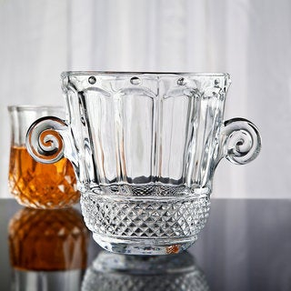 Godinger Medea Crystal Ice Bucket
