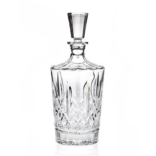 Godinger Aberdeen Clear Crystal 34-ounce Spirits Decanter