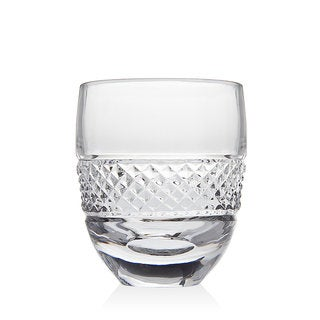 Godinger Silhoutte Clear Crystal 2-ounce Whiskey Shot Glass (Set of 4)