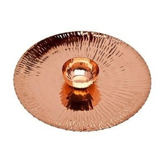Godinger Copper Chip-and-Dip Serving Tray