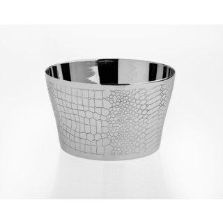 Godinger Silver Metal Crocodile Design Bottle Holder